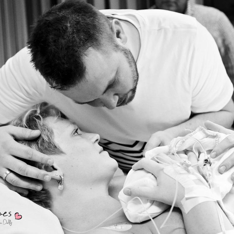 Binck – Een prachtige bevalling op oudjaarsavond